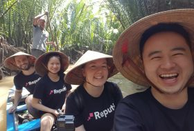 Reputio Team Workcation In Vietnam