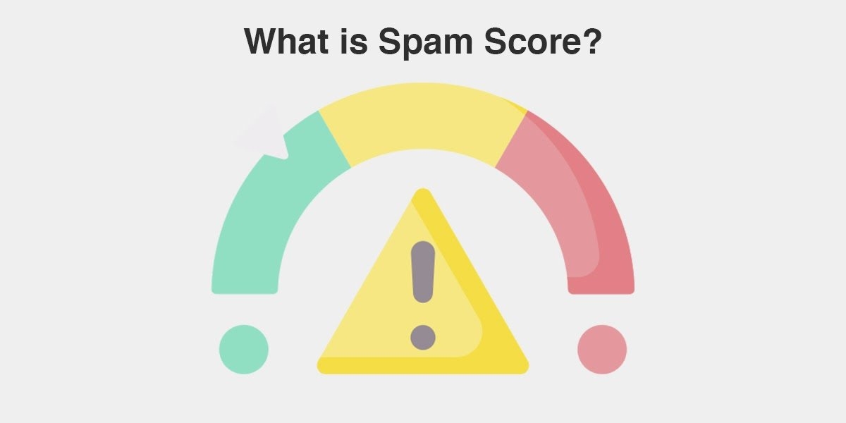 Traffic light level of Spam Score, read means highly spammy subdomain